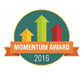 Mayfield High School Receives the 2016 Momentum Award