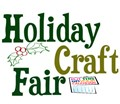 Holiday Craft Fair is On Dec. 15th - Volunteers are Needed!
