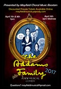 """SPRING MUSICAL: Come see our talented Wildcats perform """"The Addams Family"""" April 7-9"""