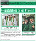YOUR MAYFIELD SCHOOLS: Graduation Edition - Summer 2017