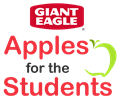 Giant Eagle Apples for Students