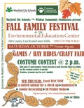 Mayfield's annual Fall Family Festival - Oct. 7th - costume contest, crafts, games &  hayrides
