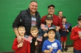 Veterans honored during Millridge Elementary Veterans Day celebration