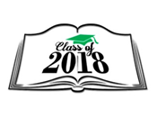 Attention Families of Seniors - Class of 2018 Yearbook Recognition Ads are on sale now through March 23rd.