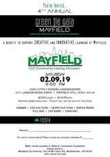 GREEN TIE GALA -  Feb. 9th is the Mayfield event not to be missed - Tickets on sale now!