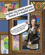 Portrait of a Mayfield Artist - April 8-22nd at the Atrium of Hillcrest Hopsital