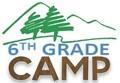 Sixth Grade Camp 2018 - 2019