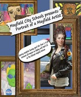 Portrait of a Mayfield Artist - April 8-22nd at the Atrium of Hillcrest Hospital