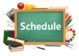 Student Schedules available beginning Monday, July 2, on Infinite Campus Portal.