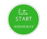 Late Start Wednesdays begin August 28th