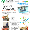 SCIENCE SHOWCASE: Join our students and teachers to explore hands-on STEAM / All- Access Learning