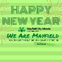 2021-22 CALENDAR - Happy New Year, Wildcats!