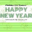 HAPPY NEW YEAR! Welcome New Teachers & Staff