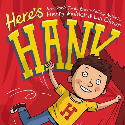 One School, One Book 2020 - Here's Hank, Bookmarks Are People Too!