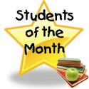 September 2019 Students of the Month