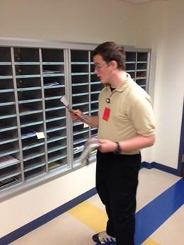Mailroom Rotation