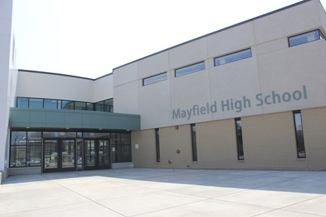 mayfield high school coursework higher Course, or with the new high school syllabi, or with an entry-level college course (clearly preparing students for a college freshman-level science class, such as anatomy, botany, or astronomy), or contain material above the current grade band level.