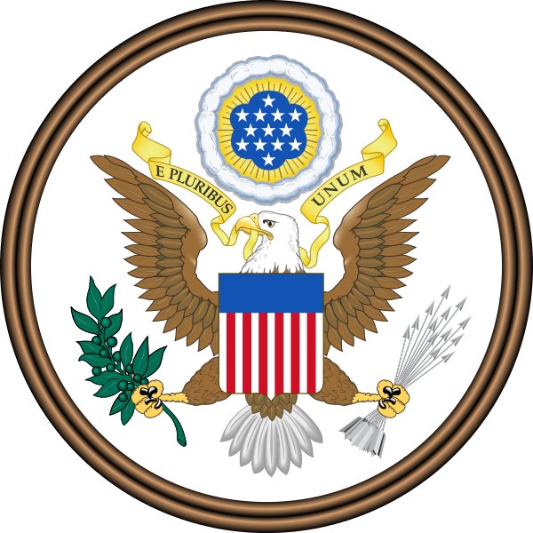 Great Seal - front