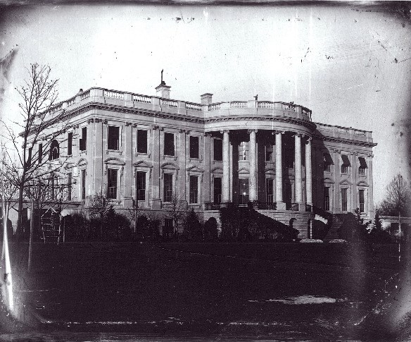 White House in 1846