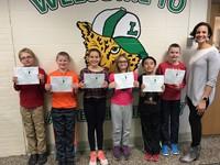 AVIS Winners - Grades 4 & 5