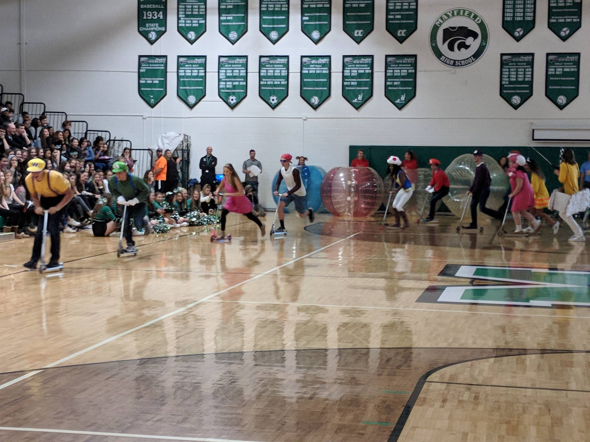 United Way Assembly 10/27/2017