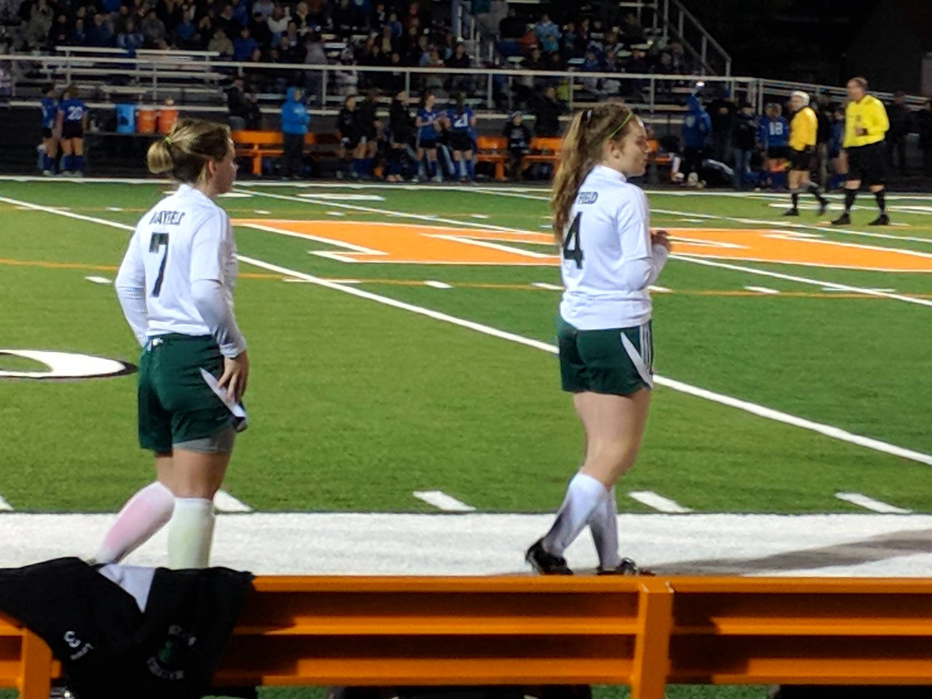 District Championship Game Mayfield vs. Madison 10/26/2017