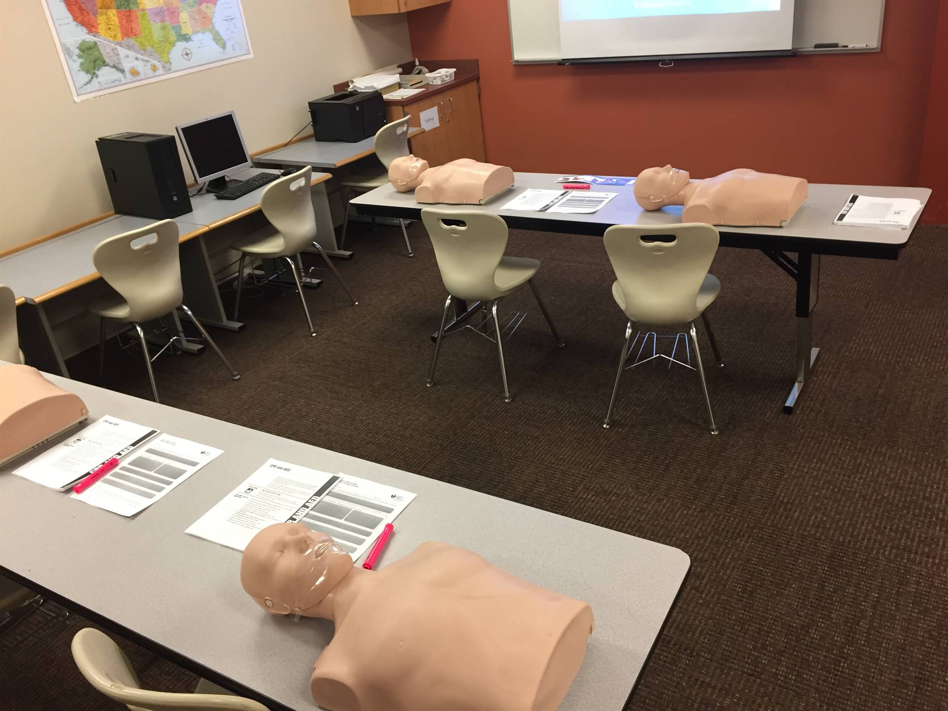 American Heart Association Cpr And First Aid Certification