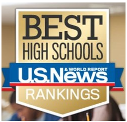 U.S. News & World Report names Mayfield High School in 2017 edition of Best High Schools