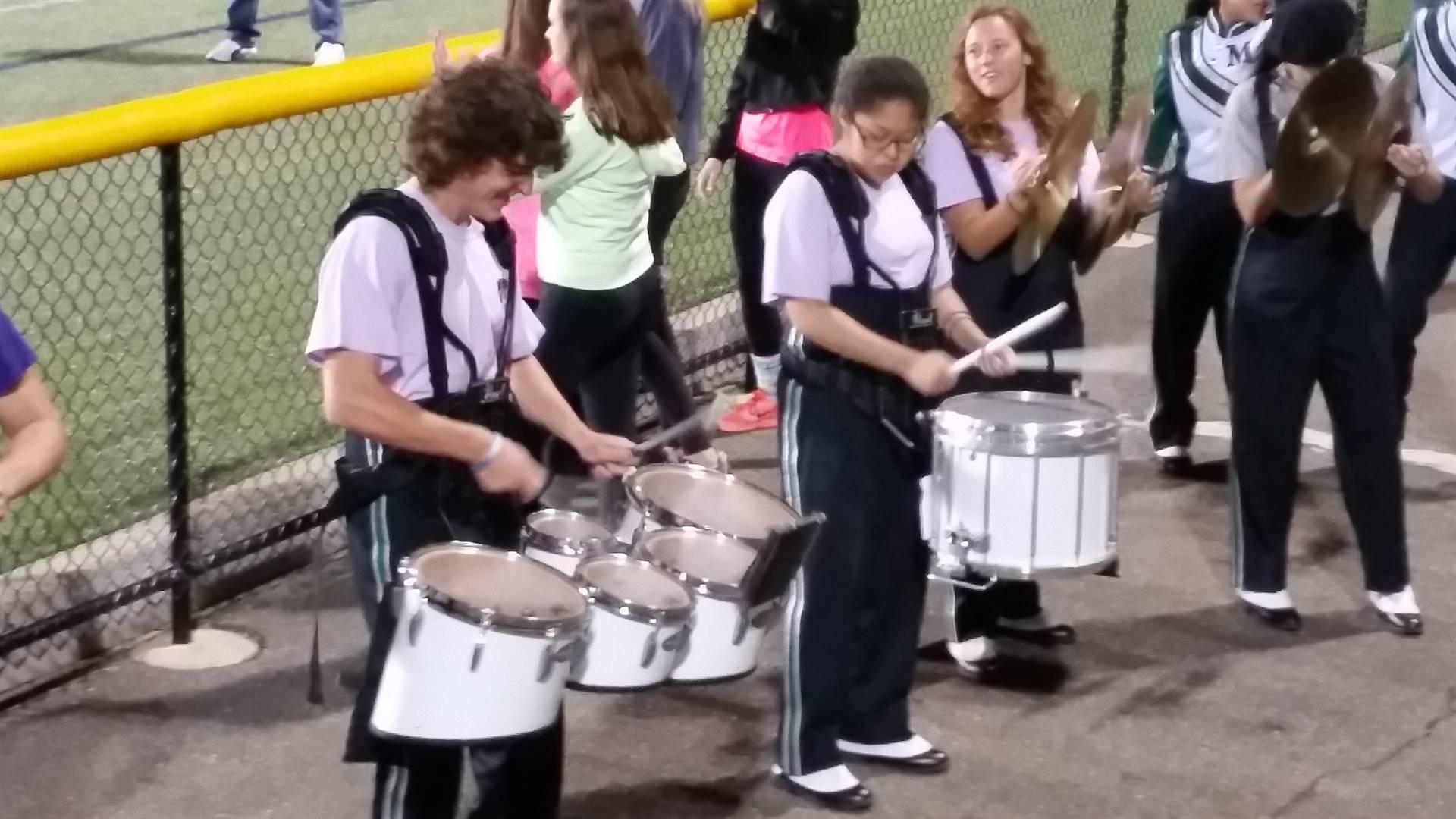 Friday Night Lights!  Mayfield vs. Massillon Jackson 9/1/2017