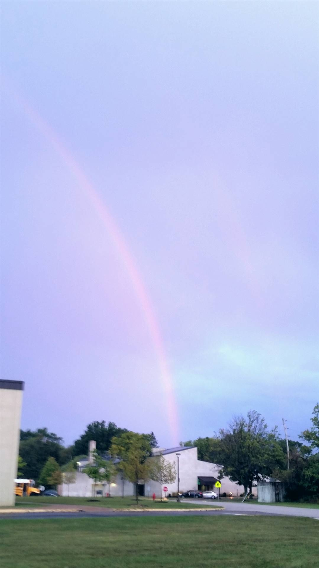 Thursday Morning Rainbow!   9/7/2017