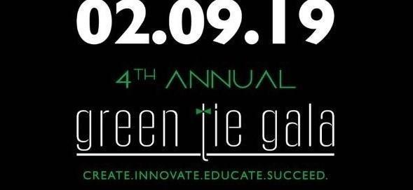 Green Tie Gala 2019