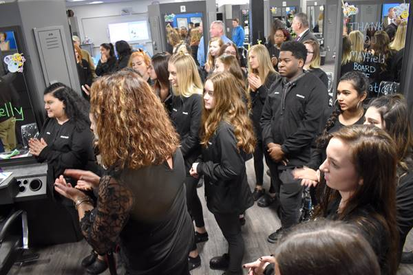 2018 MAYFIELD COSMETOLOGY GRAND OPENING