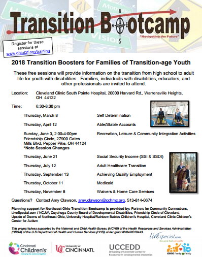 Transition Bootcamp