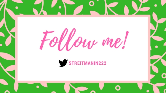 Follow me on Twitter: StreitmanIn222