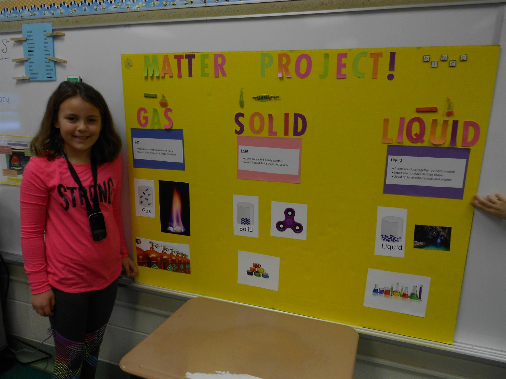 Matter projects
