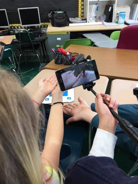Augmented Reality Activity