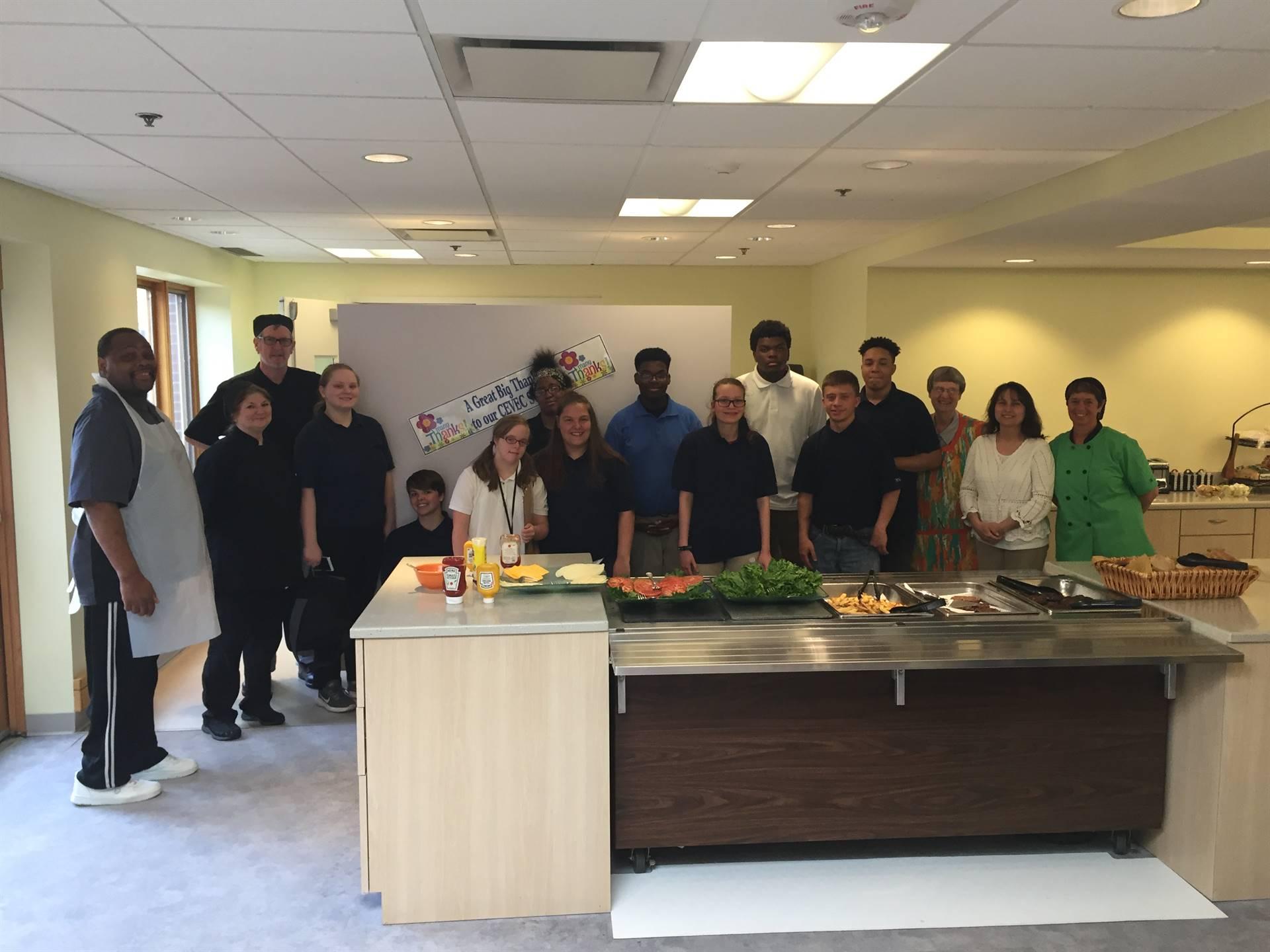 2018 Appreciation Luncheon