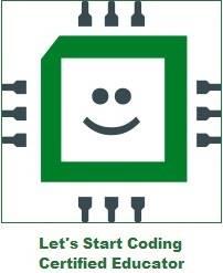 Let's Start Coding Badge
