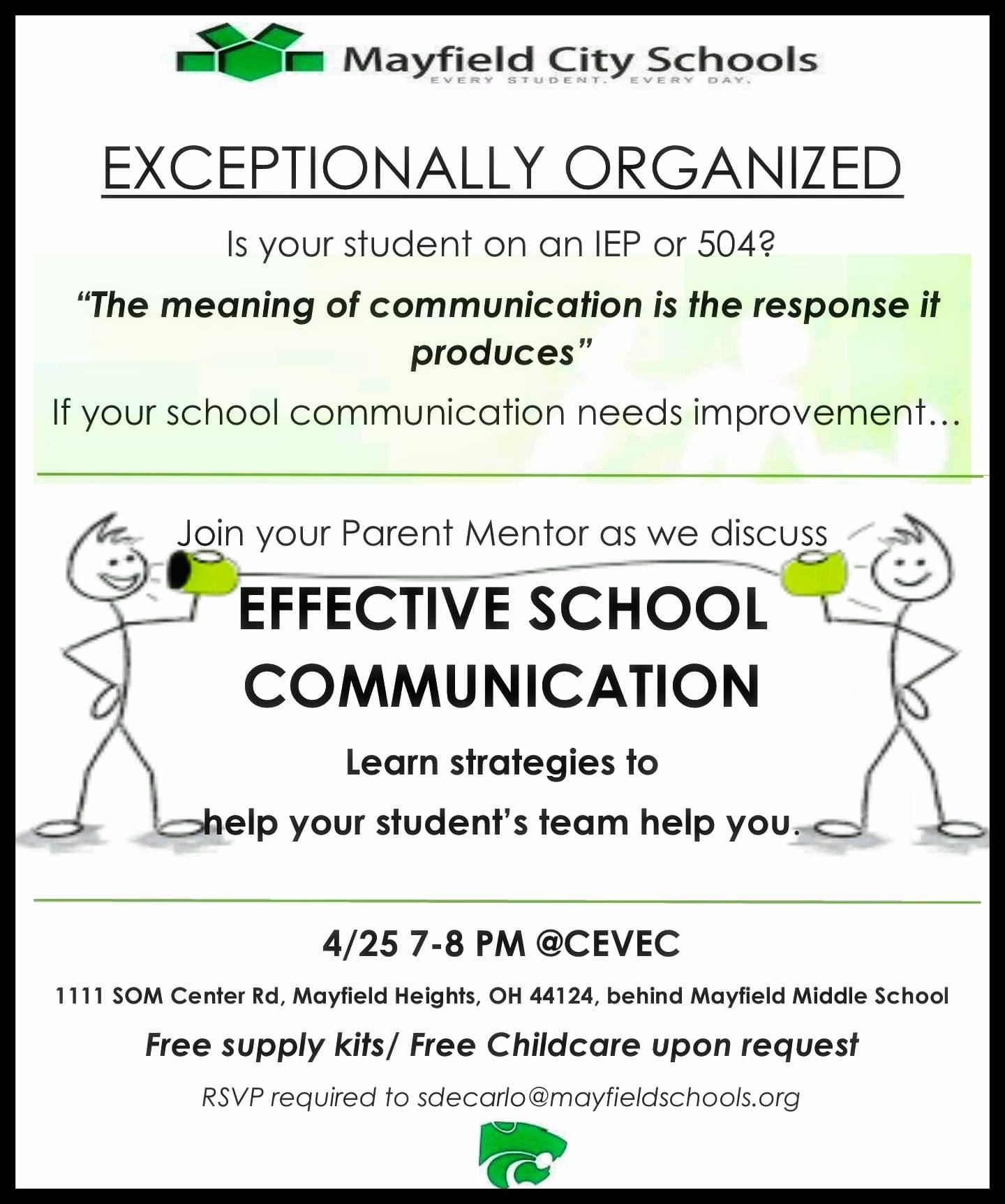 Effective School Communication