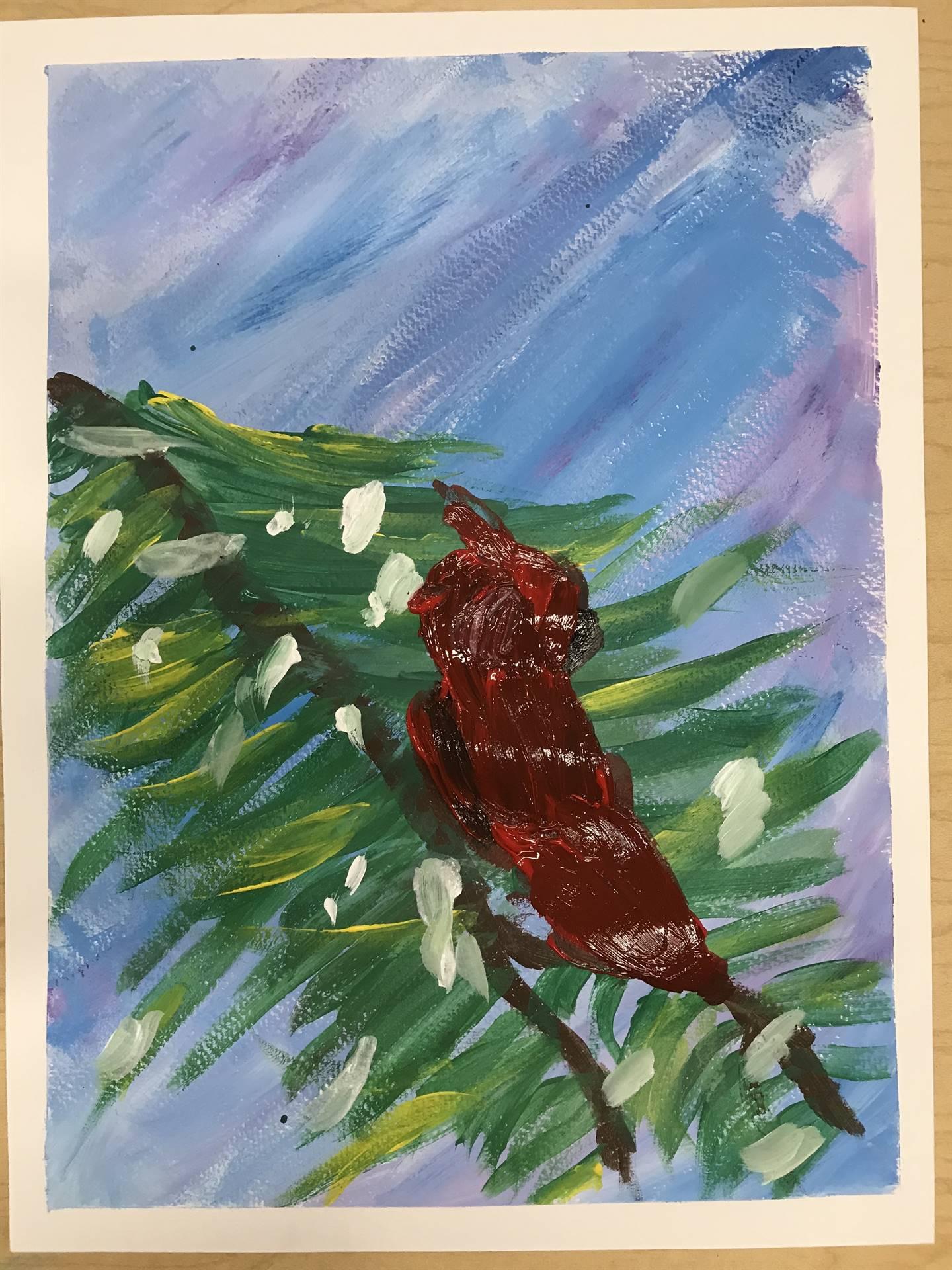 Winter Painting 2