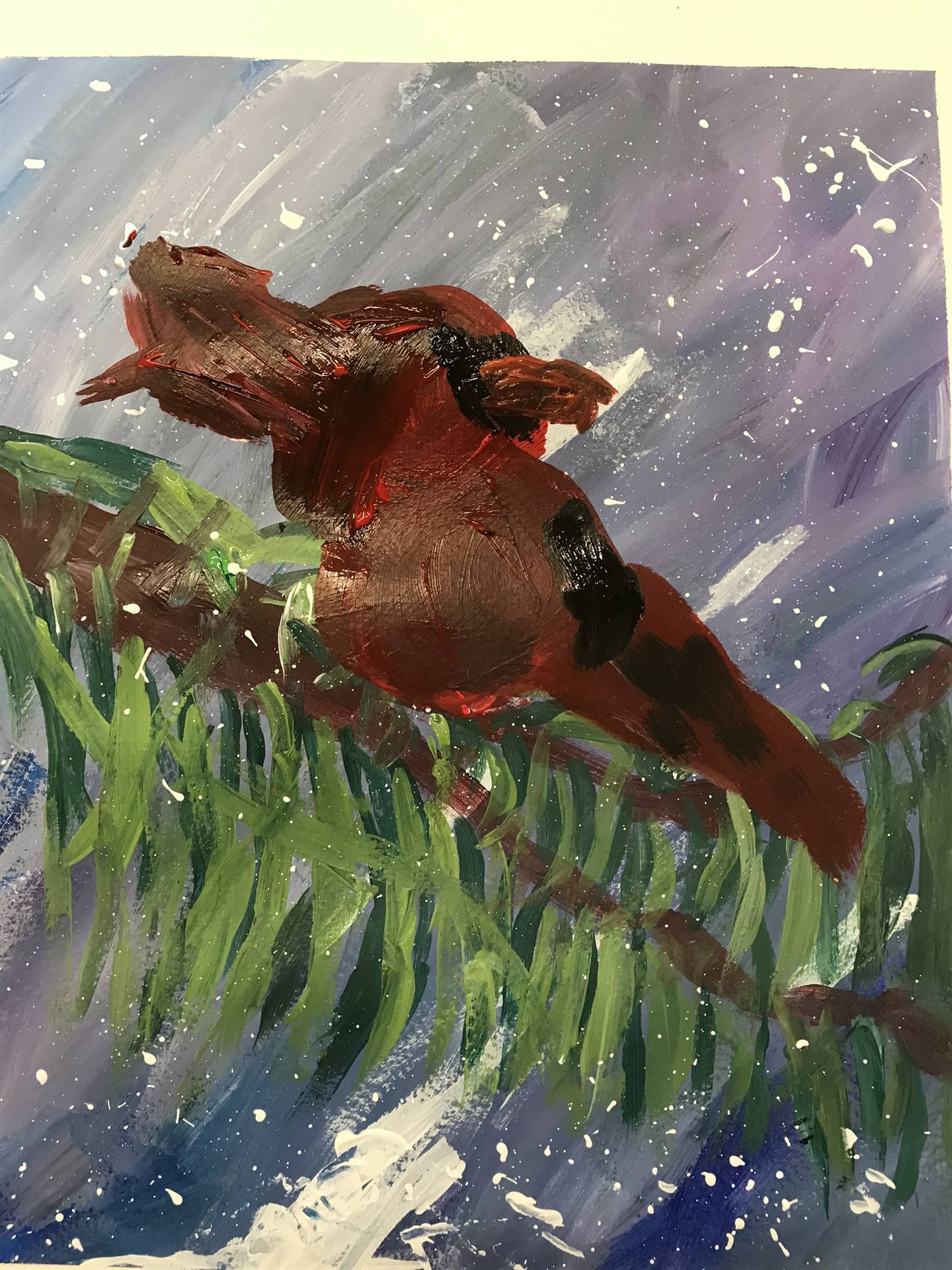 Winter Painting 4