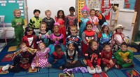 Miss Caione's Kindergarten Class